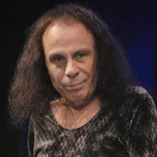 Ronnie James Dio, Black Sabbath in Black Sabbath Perform Live at The Cardiff International Arena