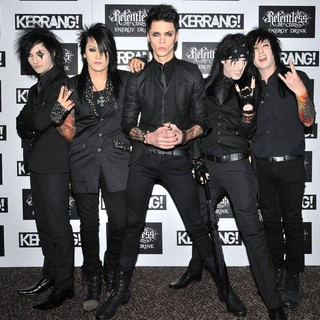 Kerrang! Awards 2012 - Arrivals