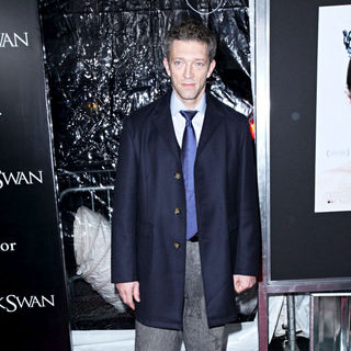 Vincent Cassel in New York Premiere of 'Black Swan' - Arrivals