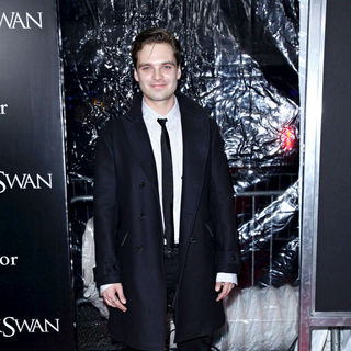 Sebastian Stan in New York Premiere of 'Black Swan' - Arrivals