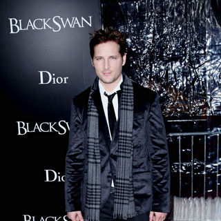 Peter Facinelli in New York Premiere of 'Black Swan' - Arrivals