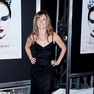 Amy Westcott in New York Premiere of 'Black Swan' - Arrivals