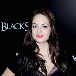Alexa Ray Joel in New York Premiere of 'Black Swan' - Arrivals