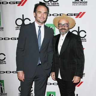 Paul Blackthorne, Mister Basquali in The 17th Annual Hollywood Film Awards