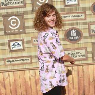 Blake Anderson in Comedy Central Roast of Roseanne Barr