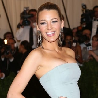 Blake Lively in PUNK: Chaos to Couture Costume Institute Gala