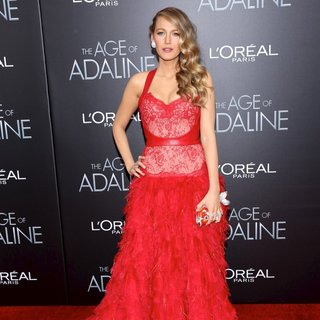 The Age of Adaline Premiere