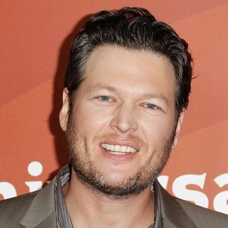 Blake Shelton in NBC Universal's 2013 Winter TCA Tour - Day 1