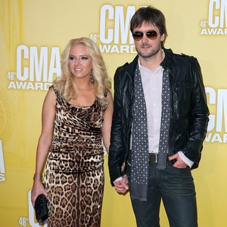Katherine Blasingame, Eric Church in 46th Annual CMA Awards