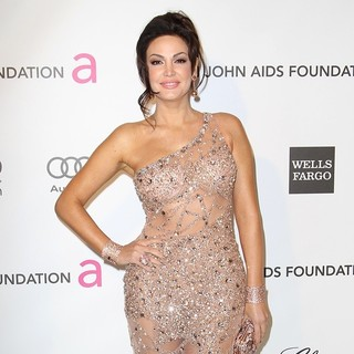 Bleona Qereti in 21st Annual Elton John AIDS Foundation's Oscar Viewing Party