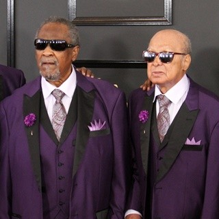 Blind Boys of Alabama in 59th Annual GRAMMY Awards - Arrivals