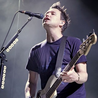 Mark Hoppus, Blink-182 in Blink-182 Performing Live