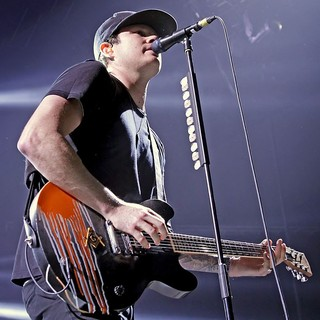 Tom DeLonge, Blink-182 in Blink-182 Performing Live