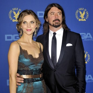 Jordyn Blum, Dave Grohl in 65th Annual Directors Guild of America Awards - Arrivals
