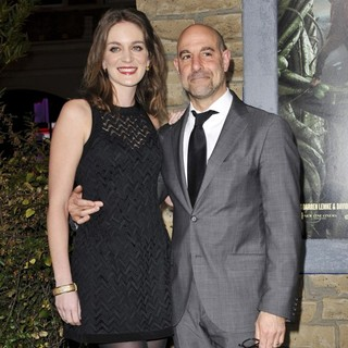 Felicity Blunt, Stanley Tucci in Premiere of Jack the Giant Slayer