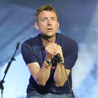 Damon Albarn, Blur in BT London Live - Performances