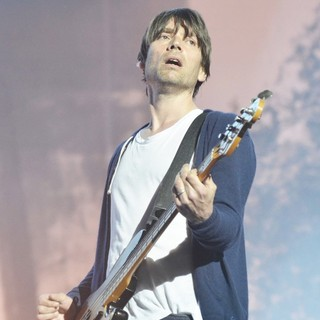 Alex James, Blur in BT London Live - Performances