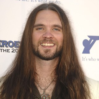 Bo Bice in 2008 Hero Awards