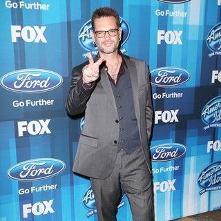 Bo Bice in American Idol Finale for The Farewell Season - Red Carpet Arrivals