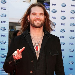Bo Bice in The American Idol Season 9 Finale - Arrivals