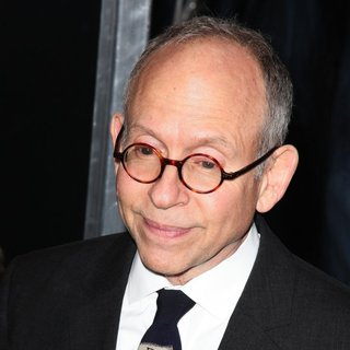 Bob Balaban in New York Premiere of The Monuments Men - Inside Arrivals