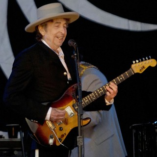Bob Dylan in Bob Dylan Performing live at The Hop Farm Music Festival 2012 - Day 3