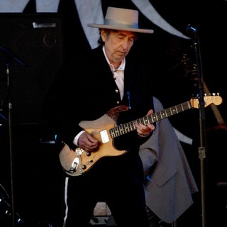 Bob Dylan Performing live at The Hop Farm Music Festival 2012 - Day 3