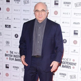 Bob Hoskins in The British Independent Film Awards 2010 - Arrivals