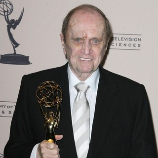 Bob Newhart in 2013 Primetime Creative Arts Emmy Awards - Press Room