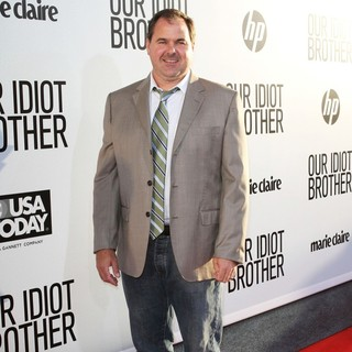 Bob Stephenson in Our Idiot Brother - Los Angeles Premiere