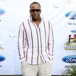 Bobby Brown in The 10th Annual Ford Hoodie Awards - Arrivals