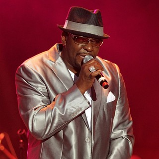 Bobby Brown in The 30th Anniversary Martin Luther King Jr. Concert Series