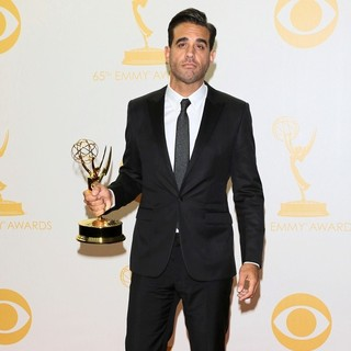 Bobby Cannavale in 65th Annual Primetime Emmy Awards - Press Room