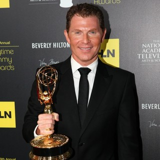 Bobby Flay in 39th Daytime Emmy Awards - Press Room