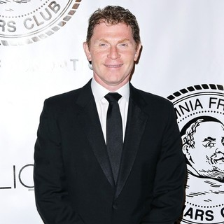 Bobby Flay in The Friars Club and Friars Foundation Honor Tom Cruise with The Entertainment Icon Award
