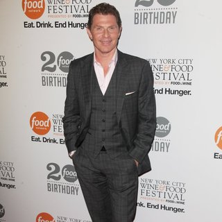 Bobby Flay in Food Network Celebrates 20 Years with Birthday Bash