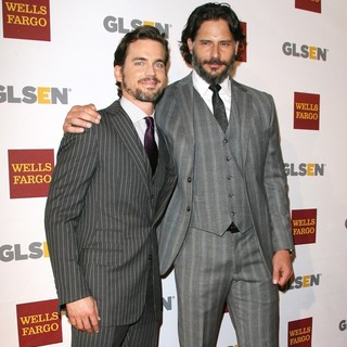 Matthew Bomer, Joe Manganiello in 8th Annual GLSEN Respect Awards - Arrivals