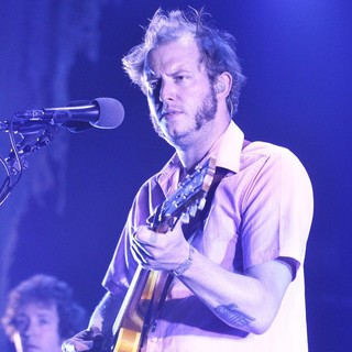 Bon Iver in Bon Iver Perform During The 37th Paleo Festival Nyon