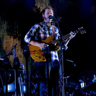 Bon Iver in Latitude Festival 2012 - Day 1