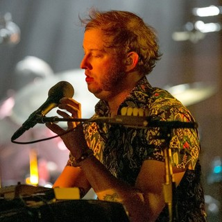 Bon Iver in Bon Iver Performing Live