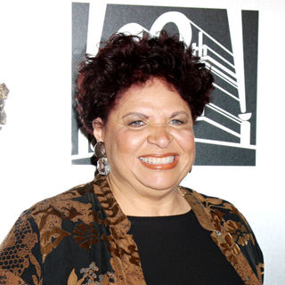 "Patricia Belcher in The ""Bones"" 100th Show Party"