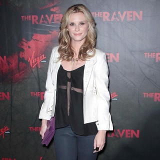 Bonnie Somerville in Special Screening of Relativity Media's The Raven - Arrivals