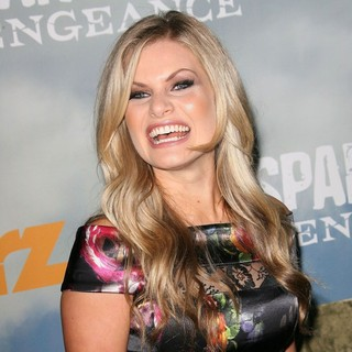 Bonnie Sveen in Premiere of Starz' Spartacus: Vengeance