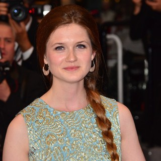 Bonnie Wright in Cosmopolis Premiere - During The 65th Annual Cannes Film Festival