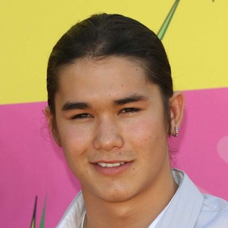 BooBoo Stewart in Nickelodeon's 26th Annual Kids' Choice Awards - Arrivals