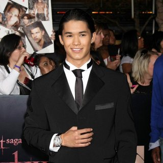 BooBoo Stewart in The Twilight Saga's Breaking Dawn Part I World Premiere