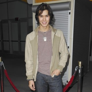 BooBoo Stewart in The Los Angeles Premiere of Gone - Arrivals
