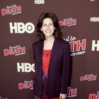 "Jessica Hecht in Premiere of ""Bored to Death"" Season 2 - Arrivals"