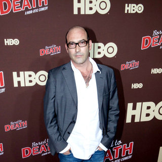 "John Ventimiglia in Premiere of ""Bored to Death"" Season 2 - Arrivals"