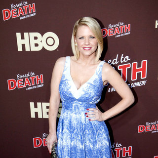 "Carrie Keagan in Premiere of ""Bored to Death"" Season 2 - Arrivals"